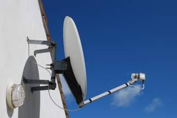 Réparation d'antenne satellite, parabole avec votre entreprise à La Tremblade et Breuillet