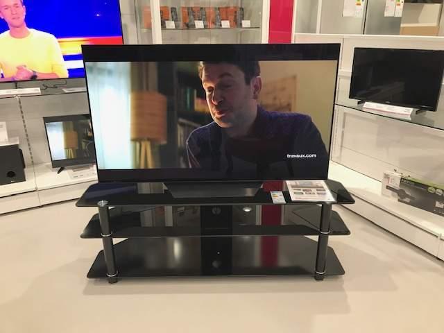 Pose et installation de télévision